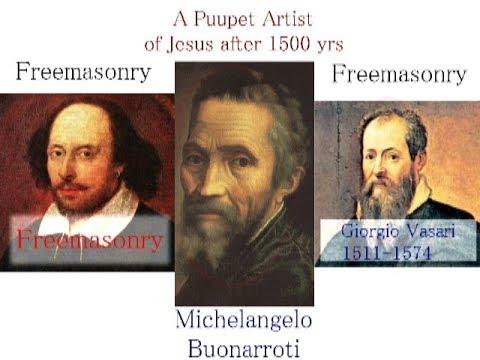2333(2)W Shakespeare as Freemasonシェークスピア=フリーメイソン説byはやし浩司Hiroshi Hayashi, Japan