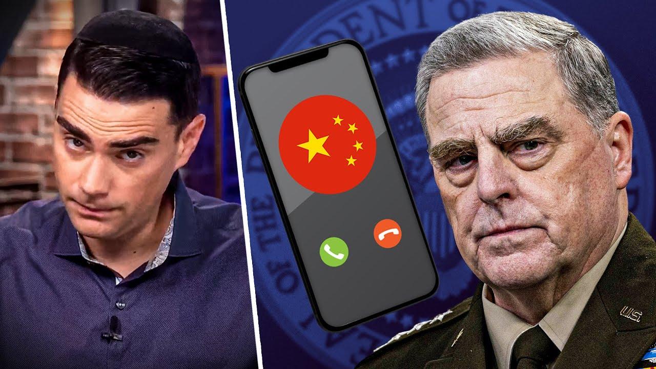SHOCKING: Did General Mark Milley Commit Treason??
