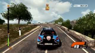 WRC 4 FIA World Rally Championship pc gameplay