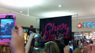 Cher Lloyd - 106.1 KISS FM Free Concert - 08/04/12