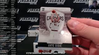 17/18 Dominion Basketball Case PYT#12 ~ 6/9/18