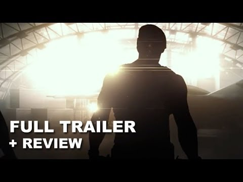 The Expendables 3 Official Teaser Trailer + Trailer Review : HD PLUS