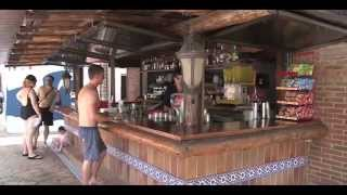 THE NEW PALM BEACH HOTEL IN BENIDORM