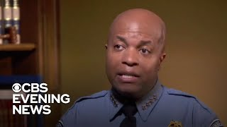 Minneapolis police chief ends contract negotiations with police union