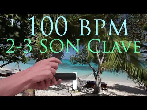 100 BPM Son Clave 2-3