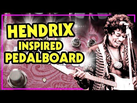 Building A HENDRIX Inspired Pedalboard | Guitar Tips & Tricks | Tone Tutorial