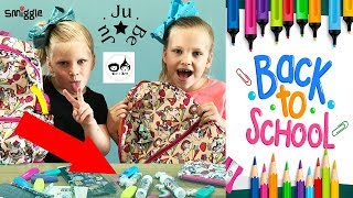 BACK TO SCHOOL SUPPLIES HAUL - WHATS IN OUR BAG!