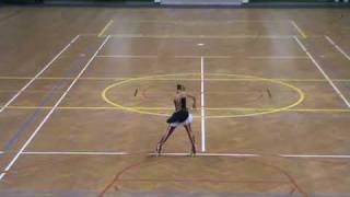 Europe Cup 2009 Luso Solo Dance Mariana Barreira