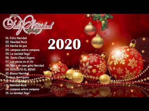 canciones-navideñas-para-niños-en-español-2020---villancicos-navideños---música-de-navidad-2020