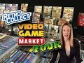 Retro Collect Video Game Market Floor Tour (TheGebs24)