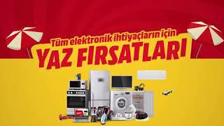 Tüm Elektronik İhtiyaçların İçin Yaz Fırsatları MediaMarkt'ta! #GüvenleYineBirlikteyiz