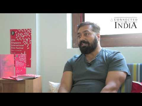 Spotlight - Anurag Kashyap talking to Connected to India