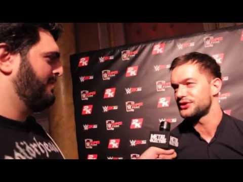 Finn Balor Talks Favorite SummerSlam '95 Match | Metal Injection