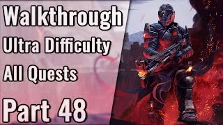 ELEX Walkthrough - Part 48 - Cleric (Ultra Difficulty + All Side Quests)