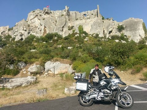 France Motorcycle Tour 2016 BMW R1200GS - Northern Ireland, France, Italy, Switzerland