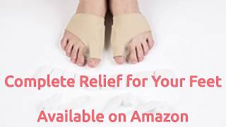 16-Piece Bunion Relief & Gel Toe Seperator Kit by 🇾 🇾 🇻 🇮 🇬 🇴
