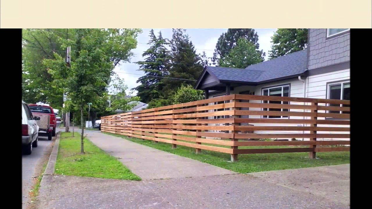 Fence Installation Portland