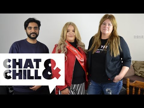 ILLUSTRATOR AND MISS INTERNATIONAL CURVE   Chat & Chill EP37 FT. Gashy, Hollie & Deborah