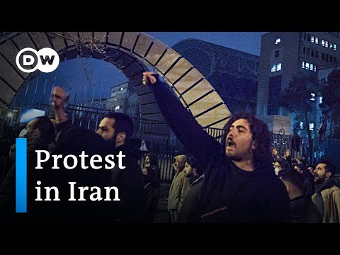 Iran faces renewed protests over plane takedown | DW News