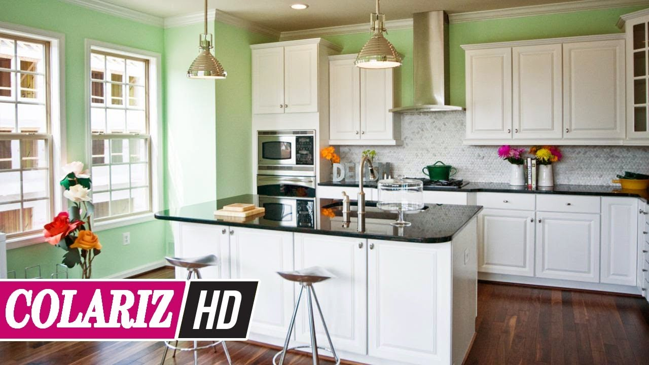 New Design 2019 55 Fantastic Best Kitchen Paint Colors You Must