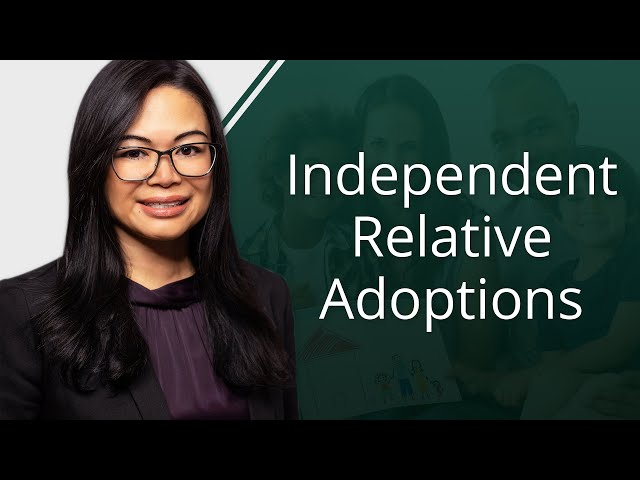 Independent Relative Adoptions