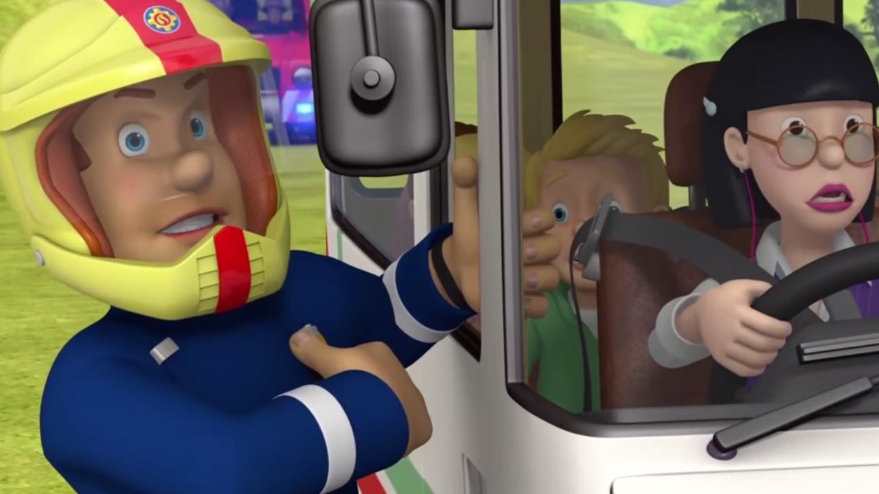 fireman sam us new episodes pizza pandemonium 1 hour adventure