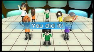 Wii Fit - Balance Games - Table Tilt