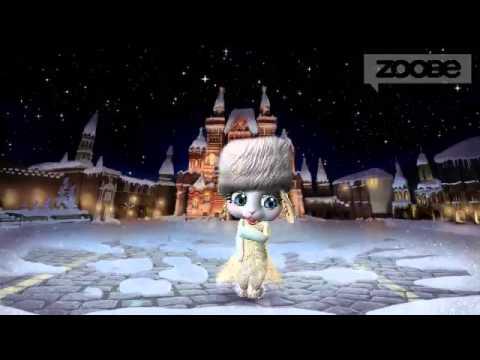 Guten rutsch ins neue Jahr (Russisch) - YouTube