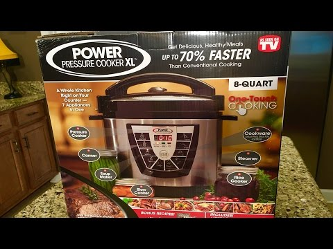 Power Pressure Cooker XL - AS SEEN ON TV