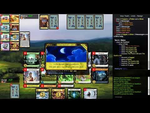 Streaming Dominion 052 vs. Watno: Nocturne Previews 25 Drunken Druids
