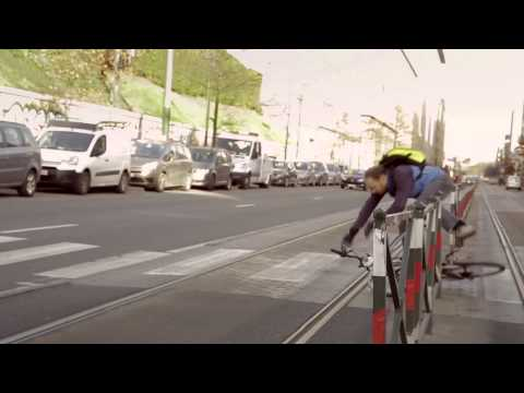 Brussels Bike Jungle - The Impact of Infrastructure