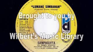 LUMANG SIMBAHAN - Sampaguita