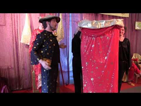 Theaterwerkplaats De Rode Hoed   Het Chinese Circus Generale Repetitie
