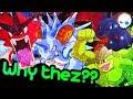 Why Shiny Pokemon in Gen 1 are so... this.  | Gnoggin - Shiny Pokemon Explained