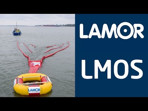Lamor Marine Offshore Sweeper System MOS 15