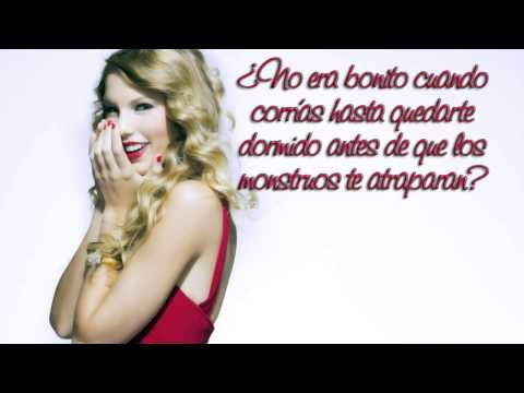Taylor Swift - Innocent (Sub Español)
