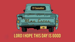1981. // Lord I Hope This Day is Good by Don Williams // #19Somethin'
