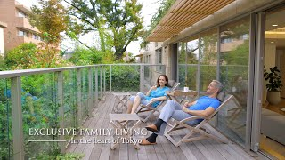 Azabu Gardens: Exclusive Family Living in Tokyo