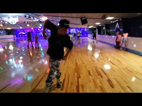 David Freestyle Skating at Crystal Palace