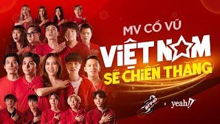 Việt Nam Sẽ Chiến Thắng| MV Cổ Vũ Chống Covid-19| Sting x Yeah1 x Nhiều Ca Sĩ