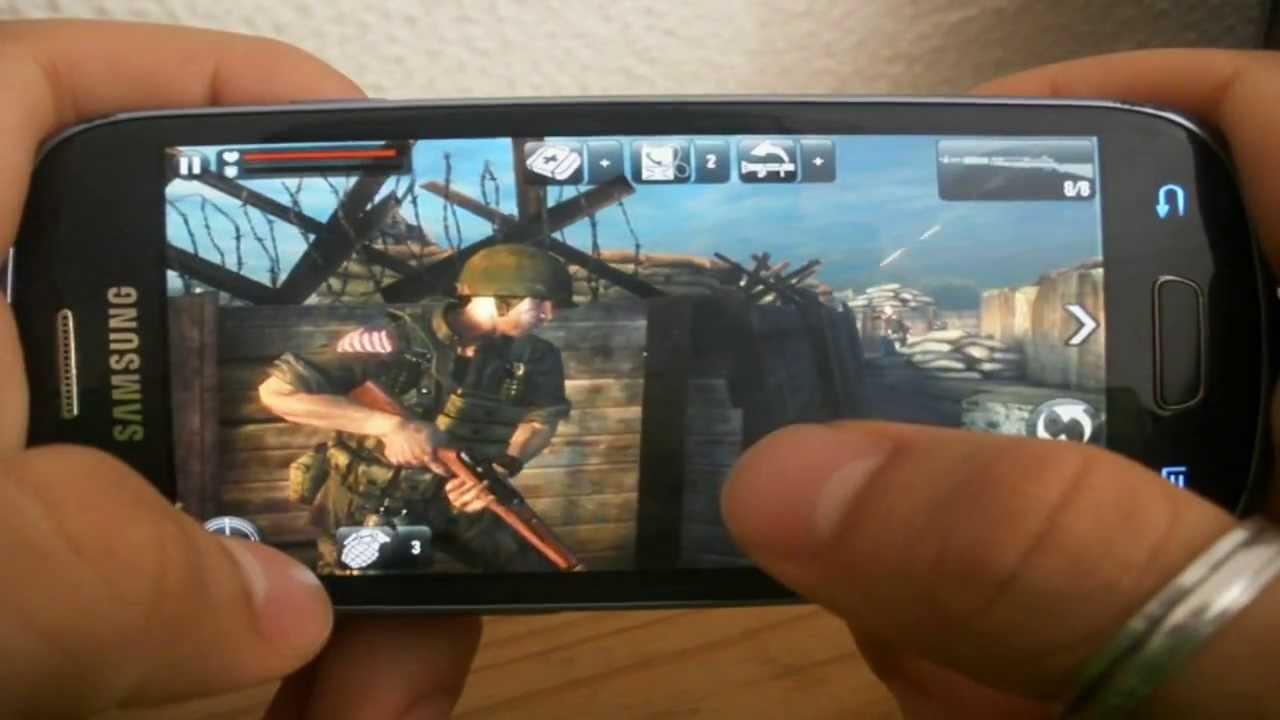 Top Mejores Juegos Para Android Gratis Samsung Galaxy S3 Mini