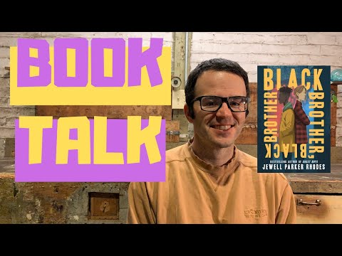 Black Brother, Black Brother by Jewell Parker Rhodes | Book Talk ...