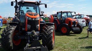 Gorąca sobota w Minikowie! Agro-Tech 2016