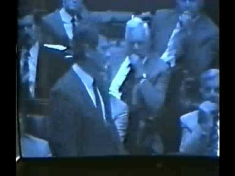 van Zyl Slabbert in Parliament - resignation 1986 (2nd part)