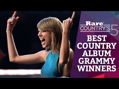 Best Country Album Grammy Winner | Rare Country's 5
