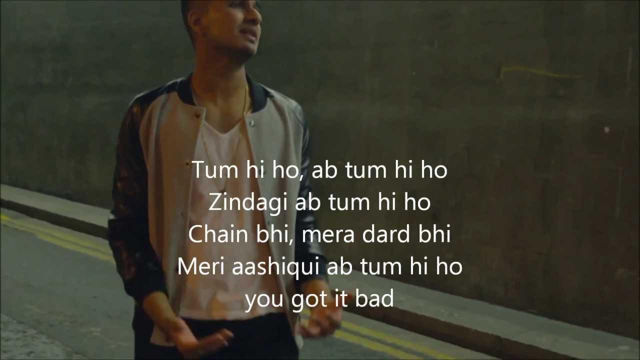 Arjun Tum Hi Ho lyrics - YouTube