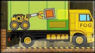 Truck Loader - Flash Game Preview