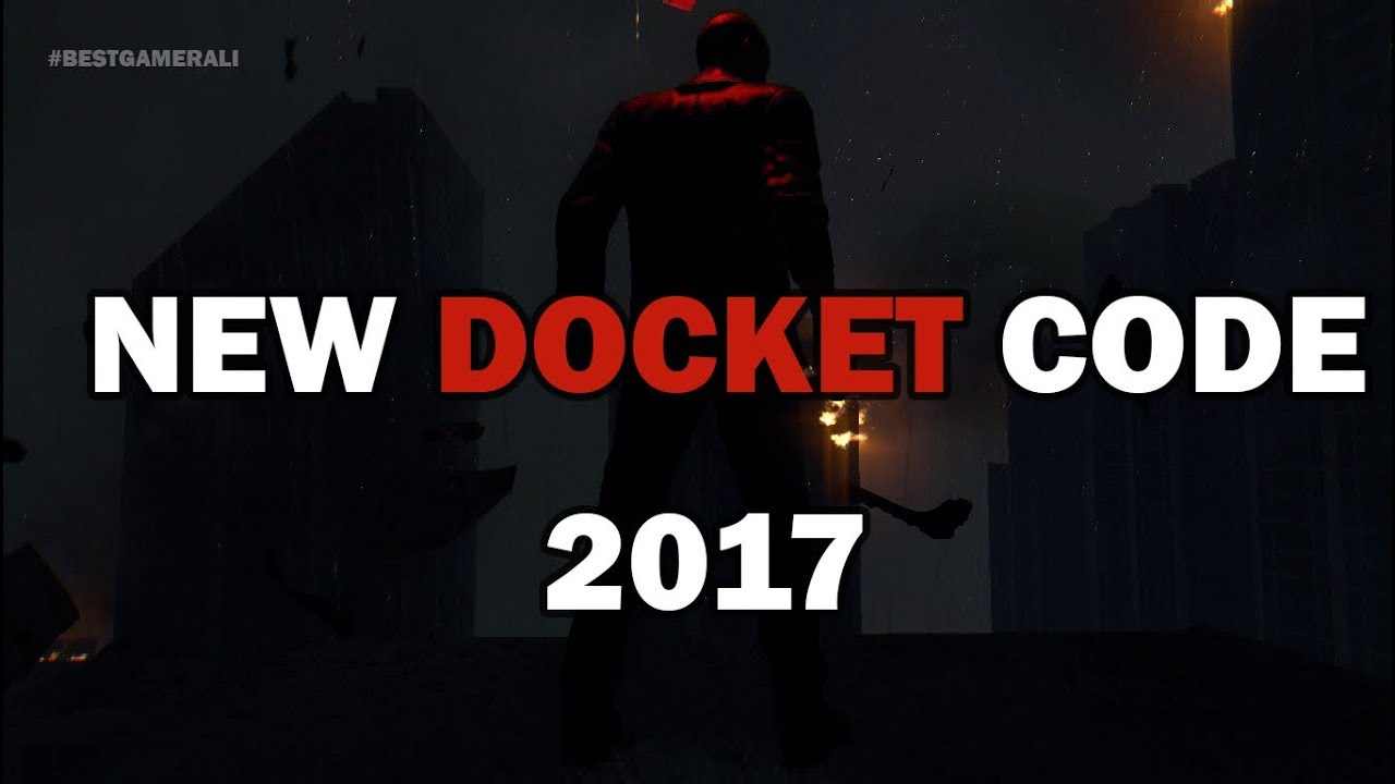 Dying Light New Docket Code | 2017 [EXPIRED]