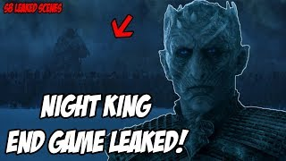 Download Video Night King End Game LEAKED! Game Of Thrones Season 8 (Leaked Scenes) MP3 3GP MP4