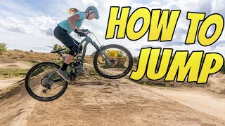 3 Easy Ways To Jump - How To Jump A Bike